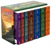 Harry Potter Paperback Boxed Set, Books 1-7 by J. K. Rowling, Scholastic, Inc. | NOOK Book (eBook), Hardcover, Other Format