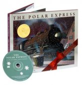 The Polar Express by Chris Van Allsburg, Houghton Mifflin Harcourt | Hardcover, Audiobook, Other Format