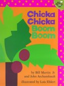 Chicka Chicka Boom Boom by Bill Martin Jr., Beach Lane Books | NOOK Book (eBook), Paperback, Hardcover, Board Book, Other Format