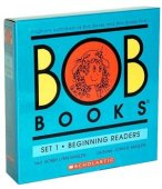Bob Books Set #1: Beginning Readers (Bob Books Series) by Scholastic, Inc., Bobby Maslen, John Maslen