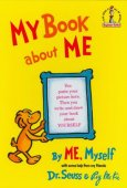 My Book about Me by Dr. Seuss, Random House Children's Books | Hardcover