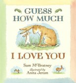 Guess How Much I Love You by Sam McBratney, Candlewick Press | Hardcover, Audiobook, Board Book, Other Format