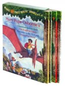Magic Tree House Boxed Set: Books 1 - 4 (Magic Tree House Series) by Mary Pope Osborne, Random House Children's Books | NOOK Book (eBook), Paperback