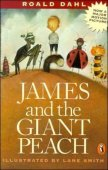 James and the Giant Peach by Roald Dahl, Penguin Group (USA) Incorporated | NOOK Book (eBook), Paperback, Hardcover, Audiobook, Other Format
