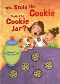 Who Stole the Cookie from the Cookie Jar? by Margaret Wang, Dalmatian Publishing Group | Hardcover