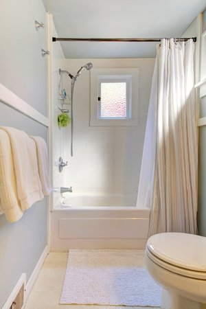 Quick And Simple Bathroom Updates From The Floors Up