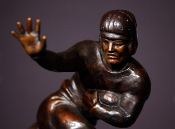 How Much Do You Know About The Historic Heisman Trophy?