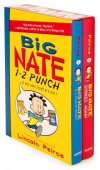 Big Nate 1-2 Punch: 2 Big Nate Books in 1 Box! by Lincoln Peirce, HarperCollins Publishers | Hardcover