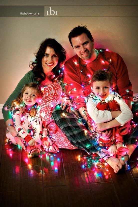100 photos to inspire your holiday cards harvard homemaker for Cute creative christmas cards