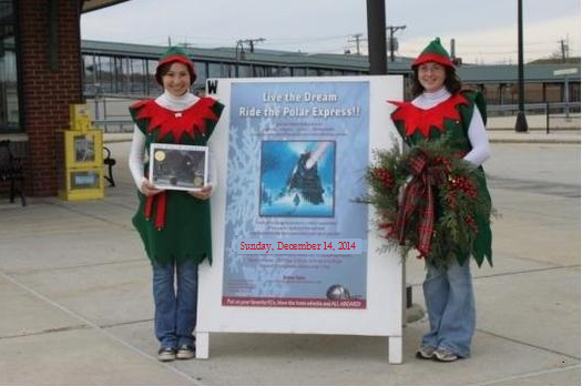 polar express ticket information wakefield music boosters - Christmas Events In Boston 2014
