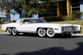Everything's bigger in… Australia? Eight-wheeled 1977 Cadillac Eldorado | Hemmings Daily