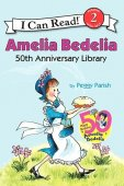 Amelia Bedelia: 40th Anniversary Collection: Amelia Bedelia, Amelia Bedelia and the Surprise Shower, Play Ball Amelia Bedelia(I Can Read Books Series) by Peggy Parish, HarperCollins Publishers | Paperback, Hardcover, Audiobook