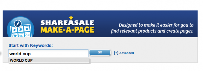 Make-A-Page Updated, and a New Feature for Bloggers - ShareASale Blog