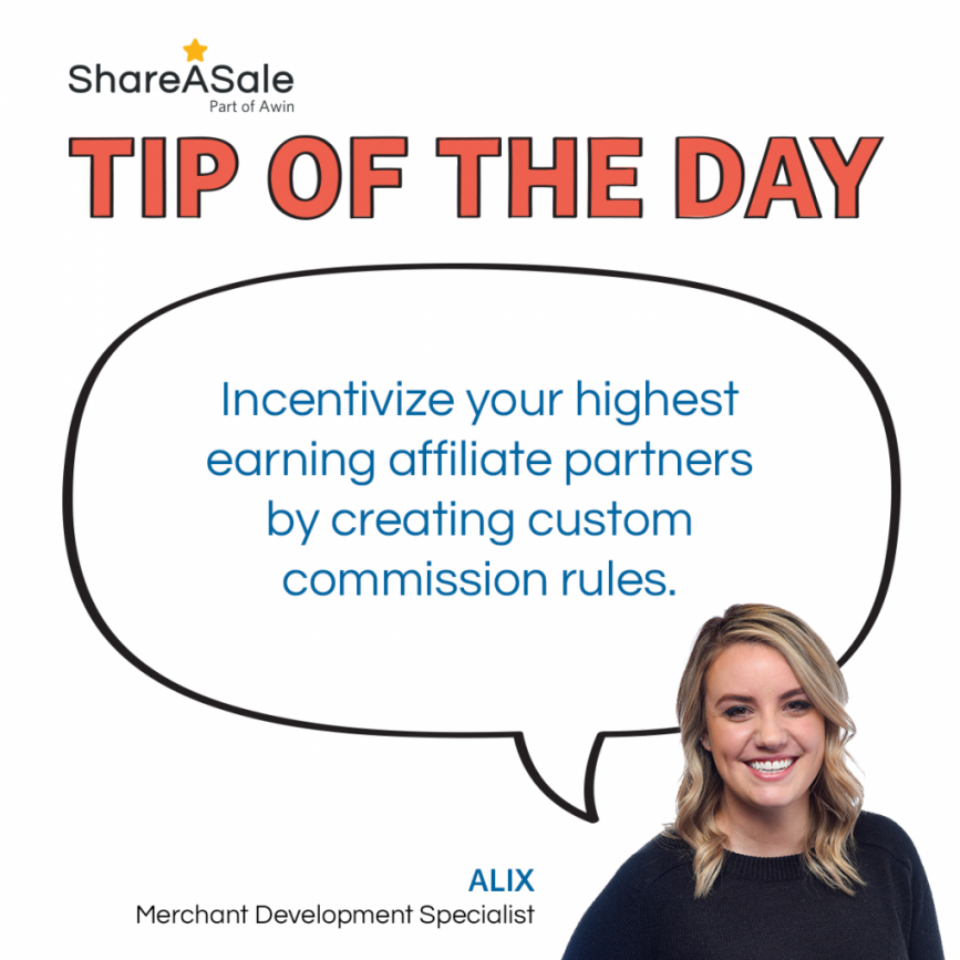 Tip of the Day: Incentivize Your Top Performers
