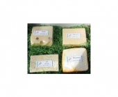 Havarti, Dill Havarti, Muenster, and Swiss Cheese Gift Box