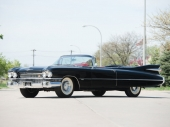 1959 Cadillac 62 offered for auction | Hemmings Motor News