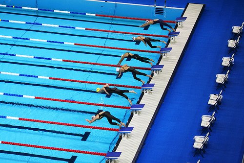 Improve Your Swimming Endurance And Speed With This FREE 4 Week Training Plan