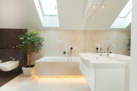 Bathrooms are a great space to be decorated in the minimalist style. This space exists for the purpose of maintaining our cleanliness and a clean, ...