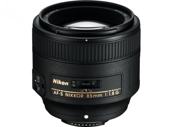 The Nikon AF-S Nikkor 85mm f-1.8G