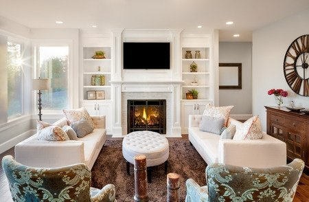 How to Think Like an Interior Designer: Lines | Fulton Homes