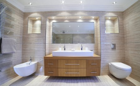 bathroom lighting trends. Tired Of The Same Old, Bland Lighting Fixtures In Bathroom? Don\u0027t Be Afraid To Add Style Often Neglected Room House. Bathroom Trends
