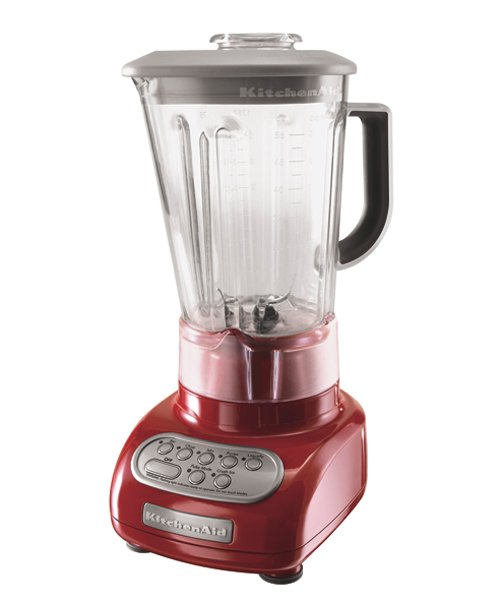 Cool Kitchen Stuff: Cool Kitchen Stuff: KitchenAid 5-Speed Artisan Blender Review