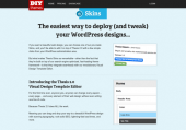 DIYthemes — Run a Killer Website with the Thesis WordPress Theme