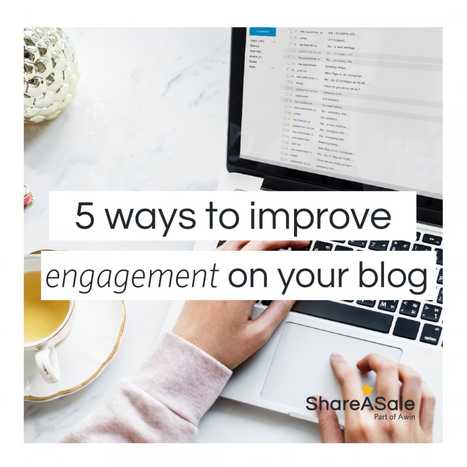 5 Sure Ways to Improve Engagement on Your Blog