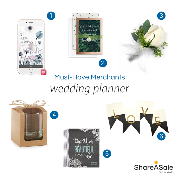 Must-Have Merchants: Wedding Planner
