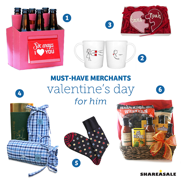 Must-Have-Merchants: Valentine's Day for Him
