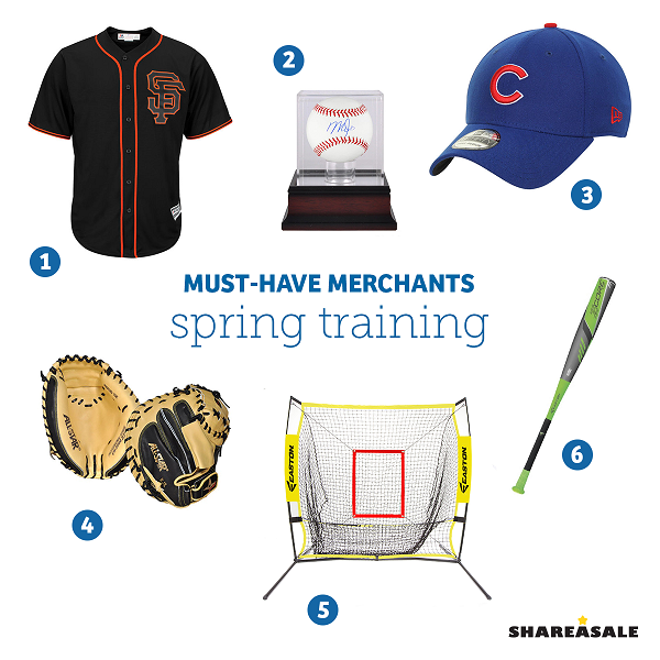 Must-Have-Merchants: Spring Training