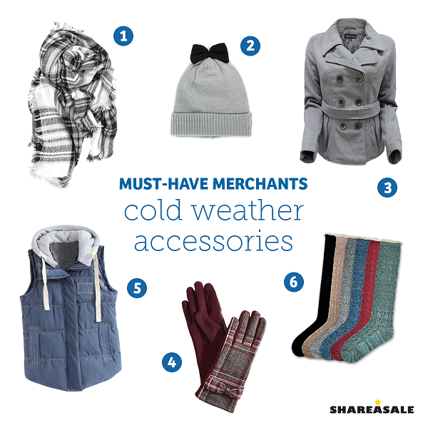 Must-Have-Merchants: Cold Weather Accessories