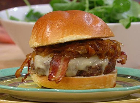 Rachael Ray Burger Recipes