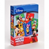 4.  Disney Mickey Mouse Playing Cards