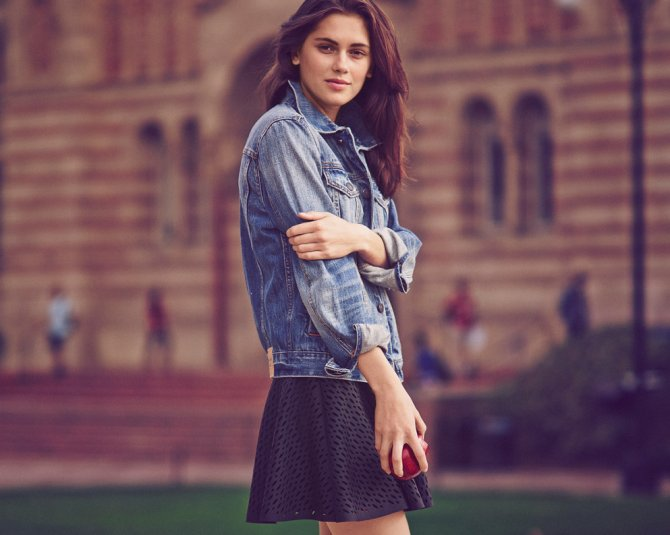 The All American Abercrombie & Fitch's Reinvention Strategy
