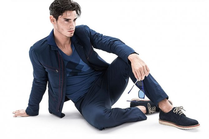 Armani Jeans Spring-Summer 2015