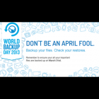 World Backup Day is March 31: Is your data safe?