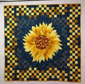 Beautiful And Bountiful Sunflowers | Quilts By Jen