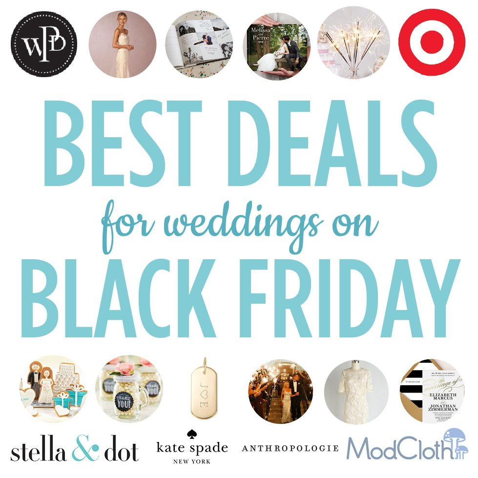 2015 Black Friday Wedding Deals MEGAPOST!