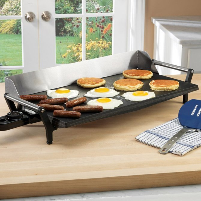 Top Rated Electric Griddles