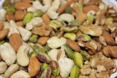Trail Mix - Farm Fresh Organic Products | Braga Organic Farms