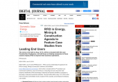 RFID in Energy, Mining & Construction Agenda to Feature Case Studies from Leading End Users - Press Release - Digital Journal