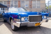Cadillacs at Brooklyn Car Show Video