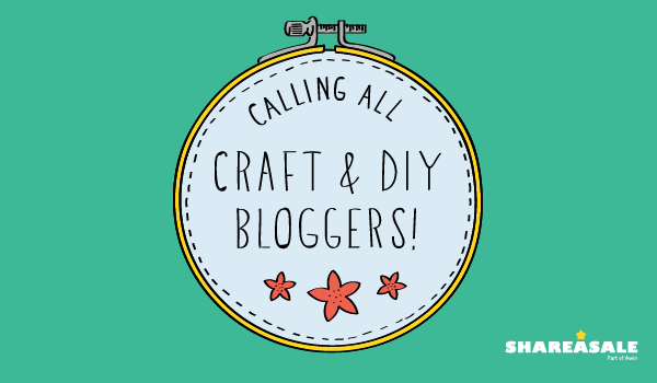 Calling all Craft & DIY Bloggers!
