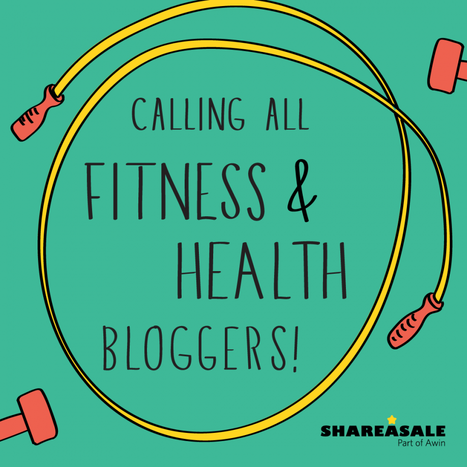 Calling all Health & Fitness Bloggers!