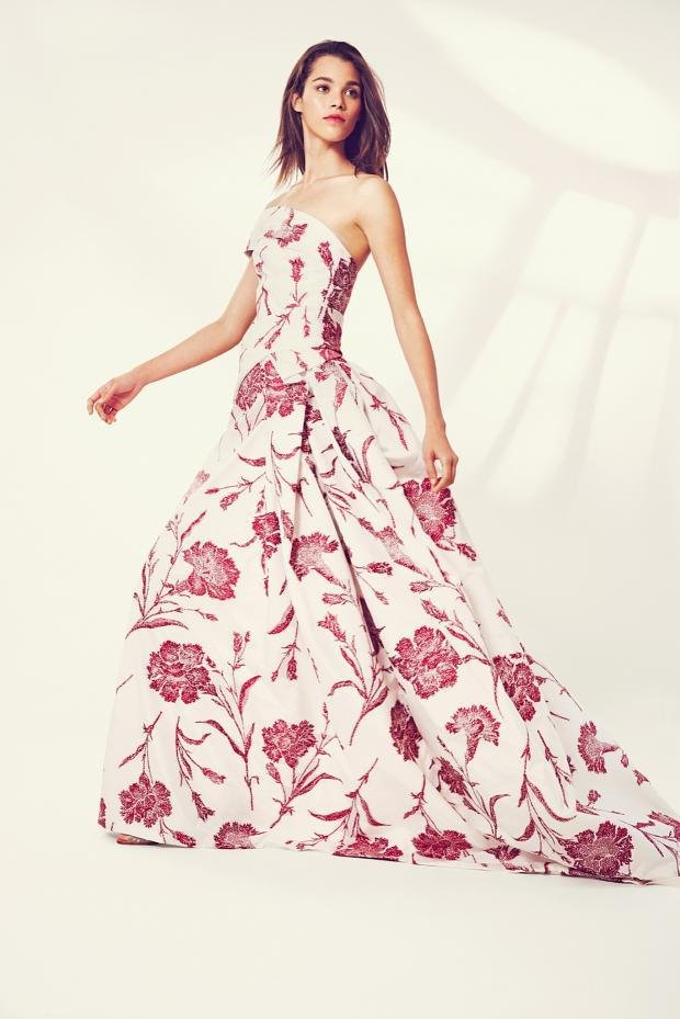 The Carolina Herrera Resort 2016 COllection