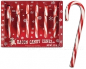Bacon Candy Canes | Perpetual Kid