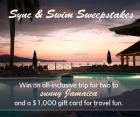 Sync & Swim Sweepstakes
