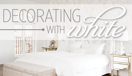 An Essential Guide To Decorating In White