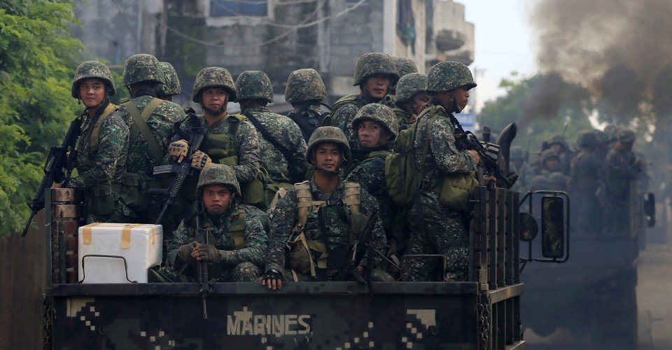 The US Joins the Philippines in a Battle Against Militants - The Atlantic